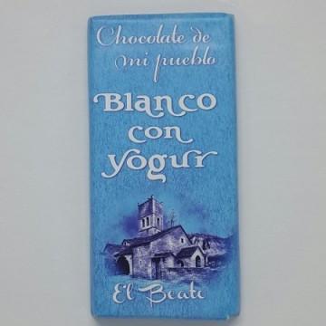 Chocolate Blanco Con Yogur El Beato