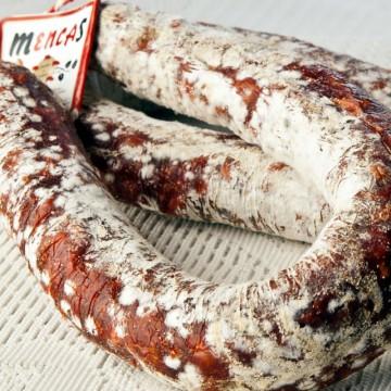 """Chorizo Ibérico Extra """"Mencas"""""""