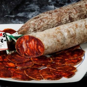 Chorizo Ibérico de Bellota (Loncheado)