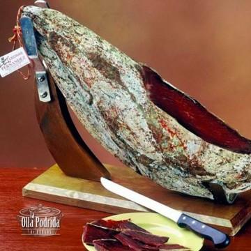 Cecina de Caballo Curada (Pieza 500 grs.)