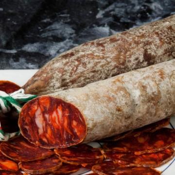 Chorizo Ibérico de Bellota (Pieza)