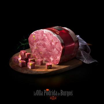 Cabeza Ibérica cerdo Frial