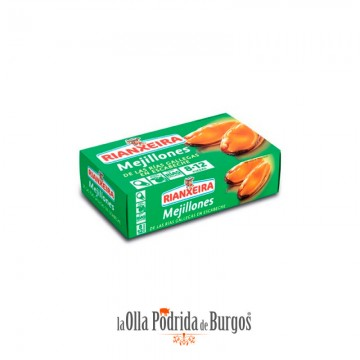 Mejillones Gallegos Rianxeira