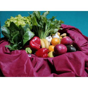 Cesta 5 Kg Fruta, Verdura y Hortaliza ECO