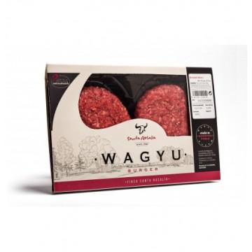 Burger de Wagyu 2 x 200gr