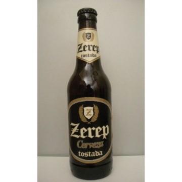 Cerveza Artesanal Zerep tostada
