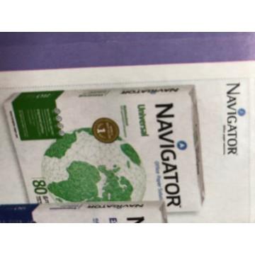 Paquete papel a4 NAVIGATOR