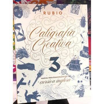 Cuadernos lettering Rubio