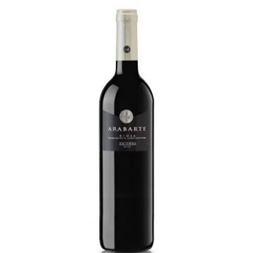 Vino tinto crianza D.O. Rioja Bodegas Arabarte c-6uds