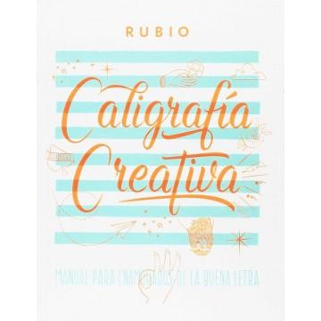 Cuaderno Caligrafia Creativa Rubio