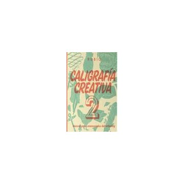 Cuaderno Caligrafia Creativa 2 Rubio