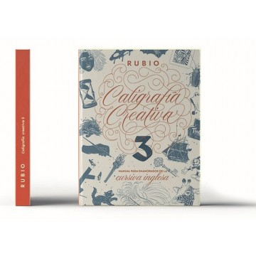 Cuaderno Caligrafia Creativa 3 Rubio