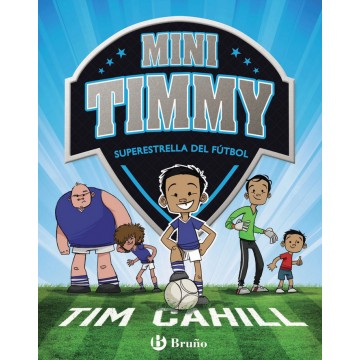 LIBRO MINI TIMMY 1 SUPERESTRELLA DEL FUTBOL