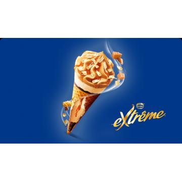 Caja de Helados Extreme Caramelo Chocolate Blanco (16Uds) - NESTLE