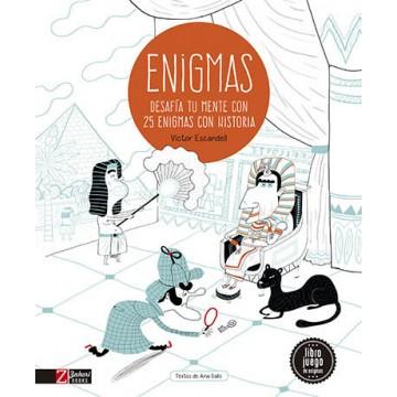 LIBRO ENGIMAS DE LA HISTORIA