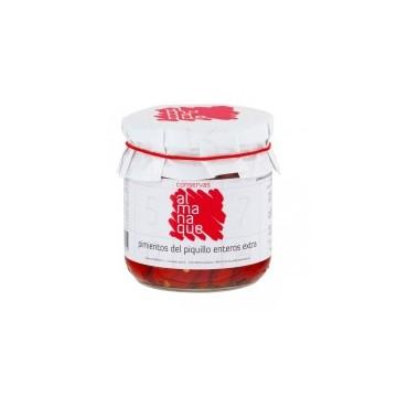 Almanaque Pimientos del Piquillo Artesanos Extra frasco 340 ml