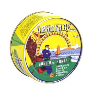 Arroyabe Bonito del Norte en aceite de oliva lata ro-280