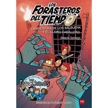 LIBRO LOS FORASTEROS DEL TIEMPO 2