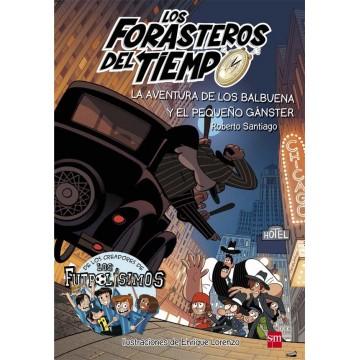 LIBRO LOS FORASTEROS DEL TIEMPO 5