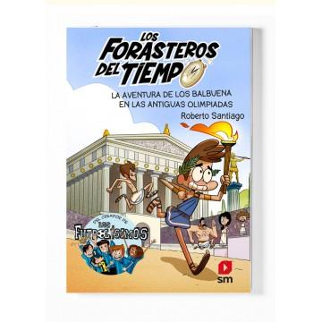 LIBRO LOS FORASTEROS DEL TIEMPO 8