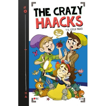 LIBRO THE CRAZY HAACKS 5