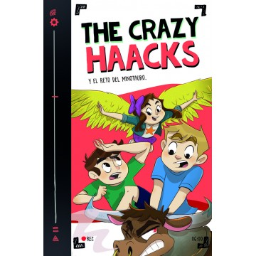 LIBRO THE CRAZY HAACKS 6