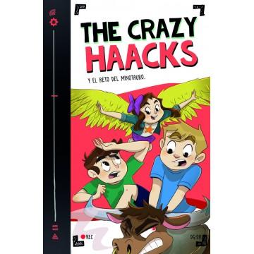 LIBRO THE CRAZY HAACKS 6