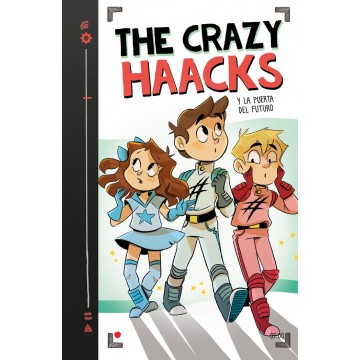 LIBRO THE CRAZY HAACKS 7