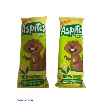 ASPITOS 10 uds
