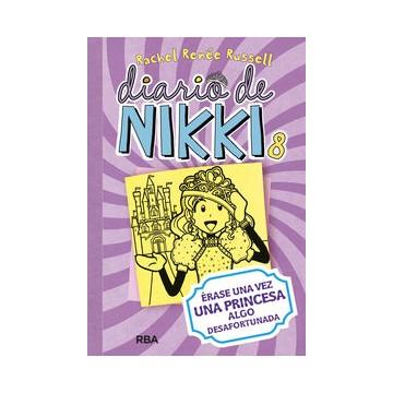 LIBRO DIARIO DE NIKKI 8