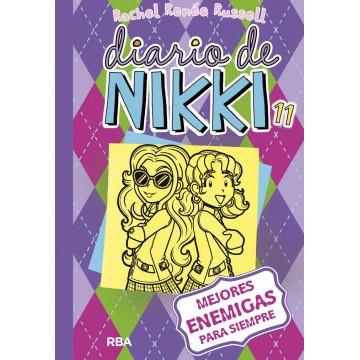 LIBRO DIARIO DE NIKKI 11