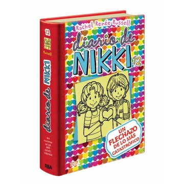 LIBRO DIARIO DE NIKKI 12