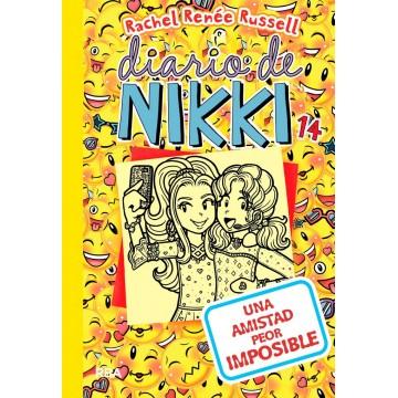 LIBRO DIARIO DE NIKKI 14