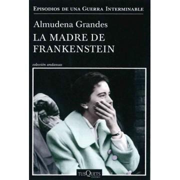 LIBRO. LA MADRE DE FRANKENSTEIN
