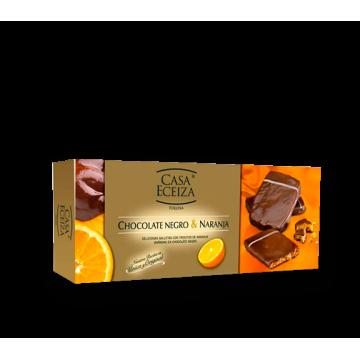 GALLETAS DE CHOCOLATE Y NARANJA 100 gr./ud.