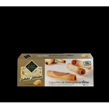 CIGARRILLOS DE TOLOSA 85 gr./ud.