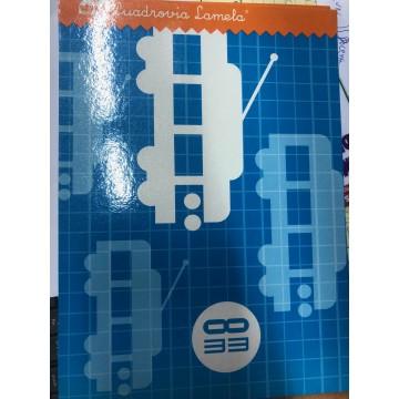 Libreta lamela grapa 6-8 mm