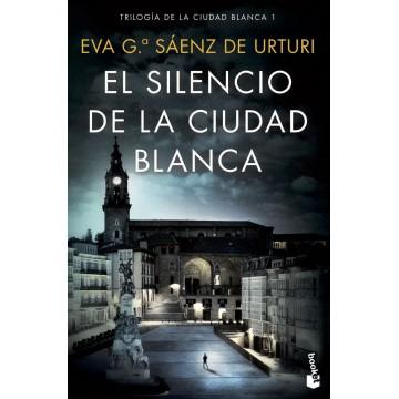 EL SILENCIO DE LA CIUDAD BLANCA (BOLSILLO)