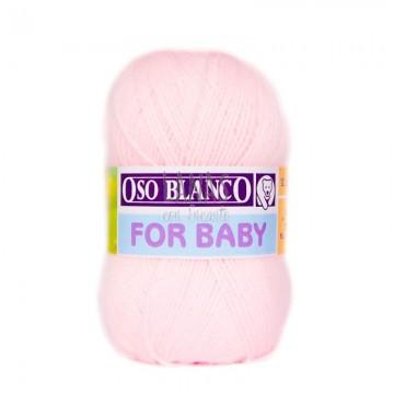 Lana Oso Blanco