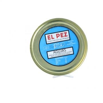 """AGUJAS EN ACEITE DE OLIVA  SELECCION """"EL PEZ"""""""