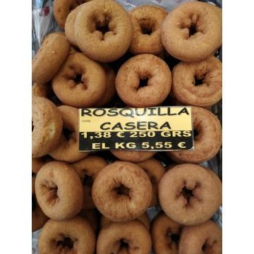 ROSQUILLA CASERA SIN AZÚCAR, BOLSA 1/2 KG