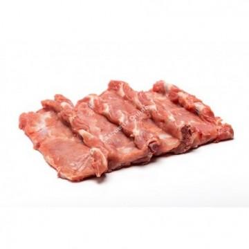 Costillejas de cerdo Bandeja de 1.000gr. Entero