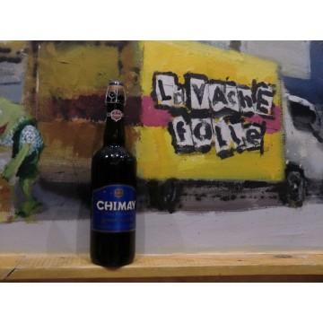 Cerveza Chimay Grande Réserve (Blue) 75cl (2013)