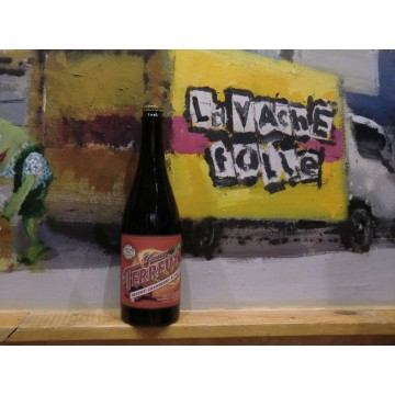Cerveza Bruery Fruct: canberry & orange 75cl