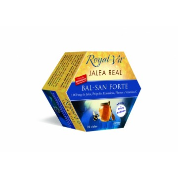 Jalea Real Balsan Forte