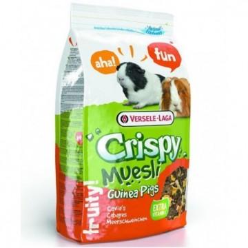 Versele-laga Cavia Crispy  Cobayas  2,75 Kg