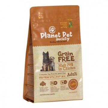 Planet Pet Grain Free Pollo Y Patatas 2,5kg