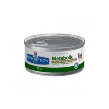 Hills Diet Feline Metabolic Lata 24x156 Grs