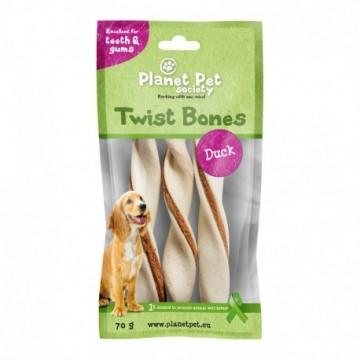Planet Pet Rollito Dental Pato 3 Uds. 70gr