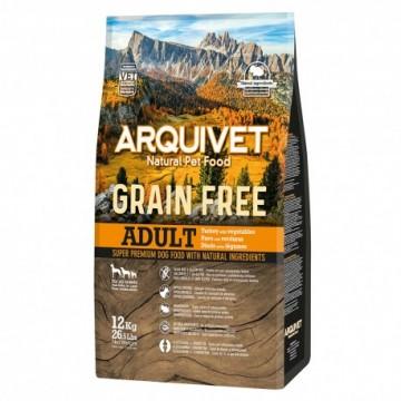 Arquivet Dog Grain Free Adult Turkey 12 Kg